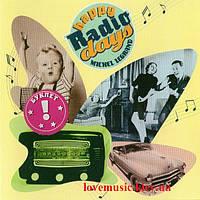 Музыкальный сд диск MICHEL LEGRAND Happy radio days (1998) (audio cd)