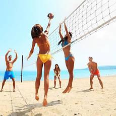 Розваги на пляжі