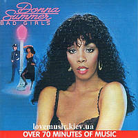 Музичний сд диск DONNA SUMMER Bad girls (1979) (audio cd)
