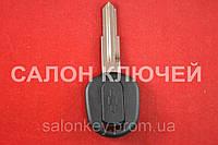 Ключ Chevrolet  Lacetti с местом под чип