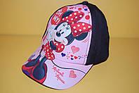 Бейсболка Minnie Mouse Код 4242 Размеры 52, 54 см, фото 1