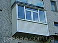 Остекление балконов, фото 4