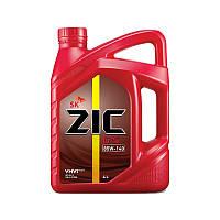 Трансмиссионное масло ZIC G-5 85W-140 4л.