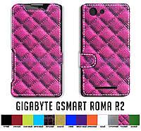 Чехол книжка для Gigabyte GSmart Roma R2