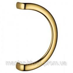 Дверная ручка скоба Сolombo LOGO LC16 золото