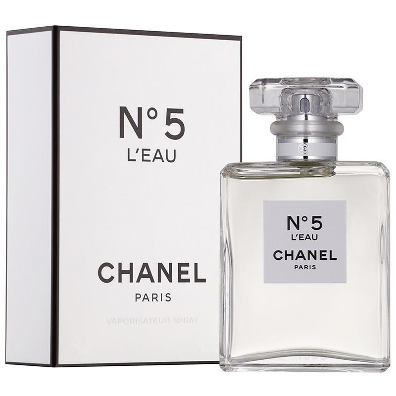 Chanel N5 Leau туалетная вода 100 Ml шанель 5 леау