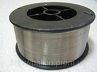 Проволока сварочная ER308 нержавеющая, ф0,8мм. на 5 кг., фото 1