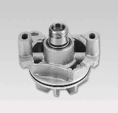 Водяной насос на Renault Trafic  03->  2.5TdCi - Hepu (Германия) —  P956