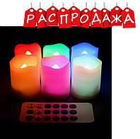 Набор свечей Luma Candles. РАСПРОДАЖА
