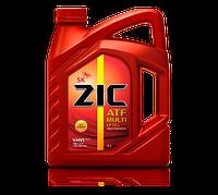 Трансмиссионное масло ZIC ATF MULTI LF 4л.