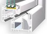 Окна металлопластиковые из профиля VEKA  ALPHALINE