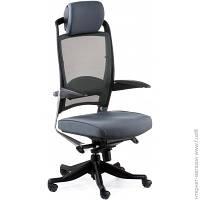 Офисное Кресло Руководителя Special4you Fulkrum Slategrey Fabric/Slategrey Mesh (E0628)