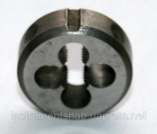 Плашка М-13х1,25, (мелкий шаг), 9ХС.