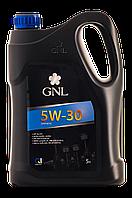 Моторное масло GNL Synthetic 5W-30 5л.( Украина).