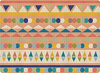 Игровой коврик Alzipmat Indian Bear 240 х 140 х 1,2 см, фото 1