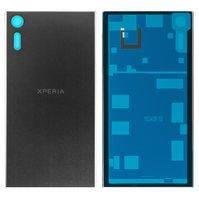 Задняя панель корпуса для мобильного телефона Sony F8332 Xperia XZ, черная