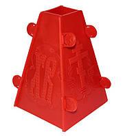 Форма для творожной пасхи (пасочница) 1000гр