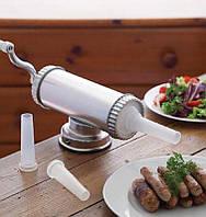 Шприц Biowin для наполнения колбас ручной на 2,5кг