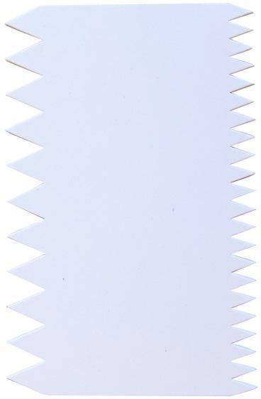 Шпатель-скребок Empire 110х72мм для декора кондитерских изделий