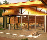 Раздвижные конструкции для остекления балконов