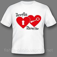 Яркие надписи и изображения на футболки, фото 1