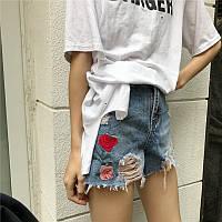 Шорты джинсовые W08