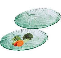 Набор 6 тарелок Sultana Green Ø24см в подарочной коробке
