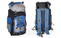 Рюкзак туристический V-90л мягкий TREKKING CA-904 HAIWANG (PL, NY, цвета в ассортименте)