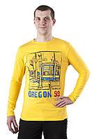 Молодежная мужская футболка Oregon с принтом 99 950133