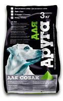 Сухой корм для собак Для Друга 3 кг (юниор), O.L.KAR (Олкар)
