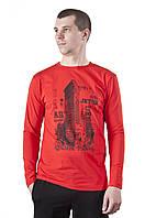 Модная мужская футболка Sity Jeton с принтом 950136
