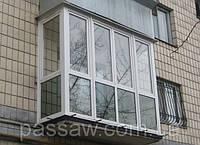 Устройство балконов и лоджий