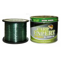 Леска CARP EXPERT Dark Green 0,27mm 1200m
