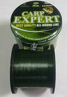 Леска CARP EXPERT Dark Green 0,40mm 1200m