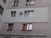 Наружное утепление квартиры