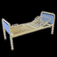 Ліжко функціональне 2-х секційне , ложе — сітка металева , на ніжках (ручне регулювання секціями) ЛФ.2.0.2.1.М