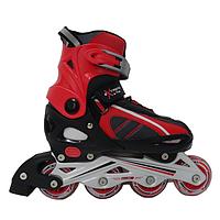 Ролики Extreme motion EM-004 L 40-43 р. Красный