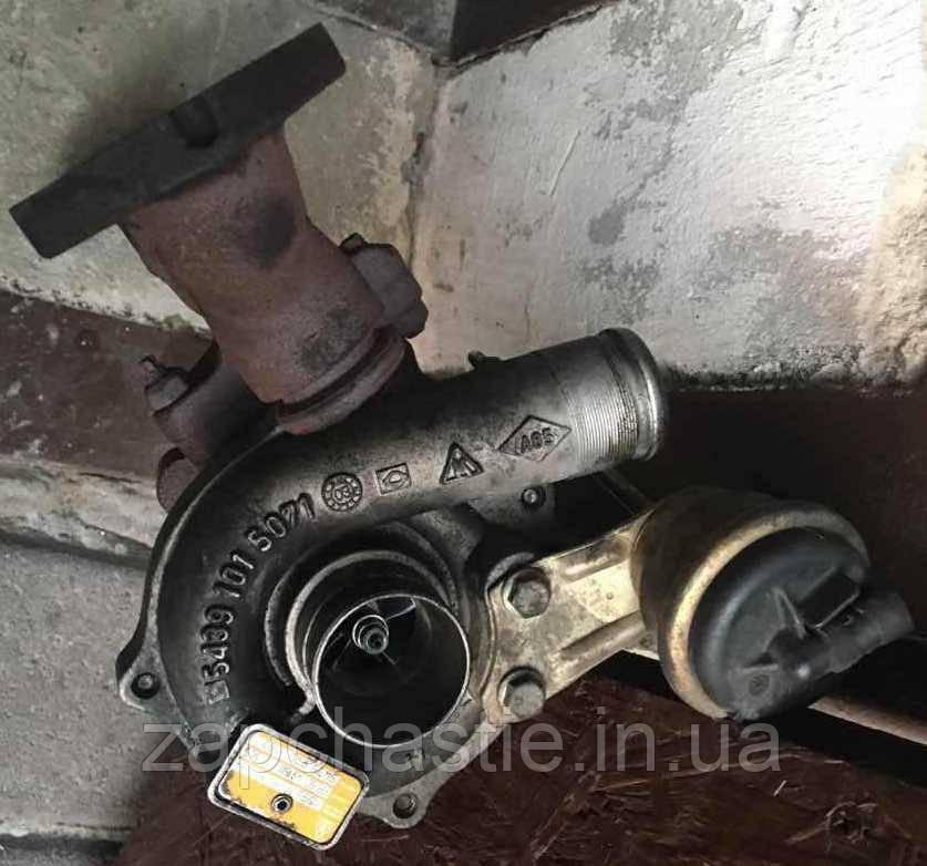 Турбина Рено Кенго 1.5 dCi  54391015071