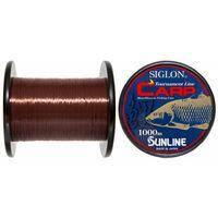 Леска Sunline SIGLON CARP 1000м (коричн.) 0,30мм 6.2кг