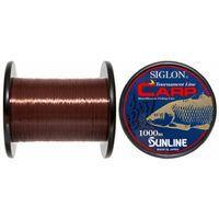 Леска Sunline SIGLON CARP 1000м (коричн.) 0,28мм 5.5кг