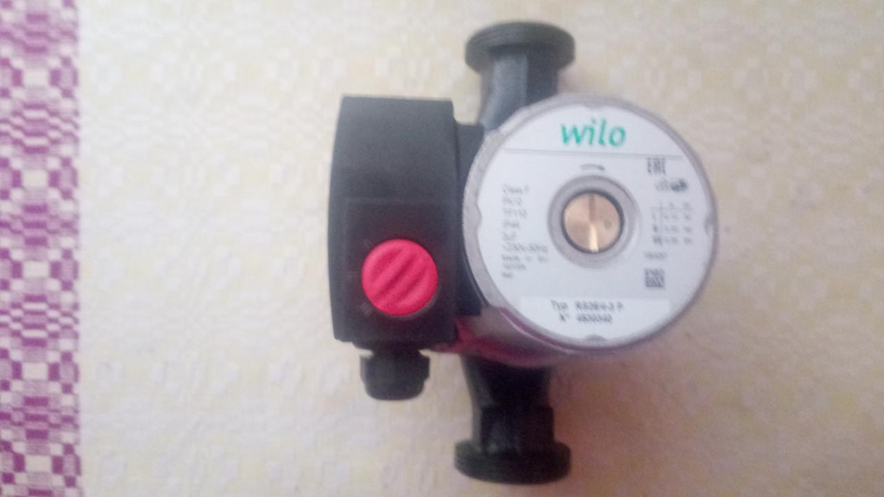 Насос циркуляционный Wilo Star-RS 25/4-3P 180
