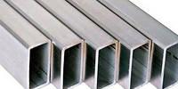 Алюминиевая труба прямоугольная 80х40х2,0  АД31