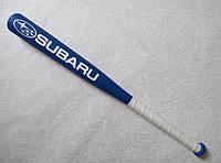 Бейсбольна біта та Кепка Subaru blue