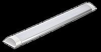 Светодиодный линейный LED светильник 18W холодный