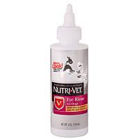 Глазные капли Nutri-Vet Eye Cleanse для собак, 118 мл