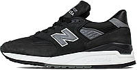 Мужские кроссовки New Balance 998 'Ash' Black
