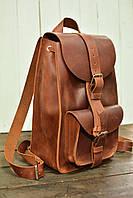Стильный женский рюкзак из натуральной кожи