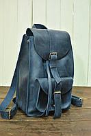 Женский рюкзак из итальянской кожи