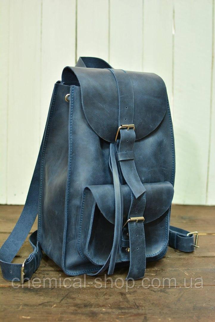 Женский рюкзак из итальянской кожи - Интернет-магазин выгодных цен