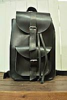 Рюкзак женский из натуральной кожи